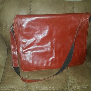 Wilson's Leather Red Leather